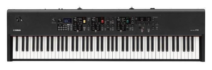 造韻樂器音響- JU-MUSIC - 全新 YAMAHA CP88 88鍵 合成器 數位鋼琴 舞台鋼琴 CP-88