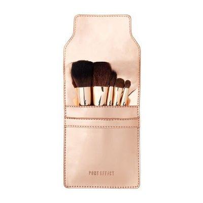 [Olina韓國代購] 現貨 PONY EFFECT 時尚金專業旅行刷具組 Mini Make-up Brush Set