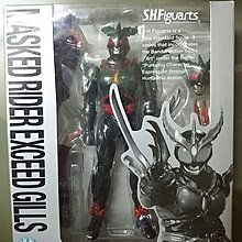 SHF S.H.Figuarts 幪面超人 Exceed Gills Agito 阿傑多 Kamen Masked Rider