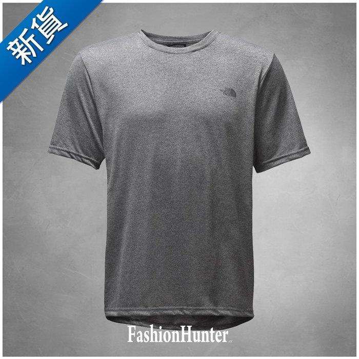 新貨【FH.cc】The North Face 排汗短袖T恤 素t Performance Tee 灰 TNF