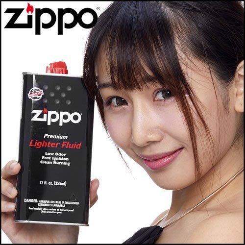 ☆哈洛德小舖☆全新【ZIPPO】原廠打火機補充油(大罐!355ml)