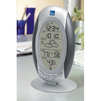100公尺長距離!! ※台北快貨※美國 La Crosse 無線室內外溫濕度計+氣象預報機 (溫室 牧場 嬰兒房 遙測)