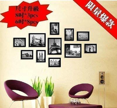 417-1 華城小鋪11框相片牆 相片加購專用 不單售
