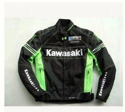 疾風騎士~(XL) Kawasaki monster 鬼爪四季防摔衣
