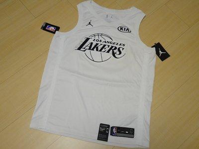起亞KIA NBA ASG KOBE BRYANT JORDAN飛人牌SW球迷版全明星賽#24球衣 928874-112