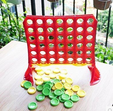 JA 小乖蛋 四連環棋 立體四子棋 兒童學生親子益智類棋桌面遊戲玩具
