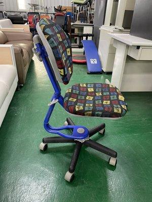 【二手倉庫-崇德店】二手家具*兒童成長椅 兒童學習椅 兒童椅 書桌椅 讀書椅 升降椅 台中二手傢俱買賣