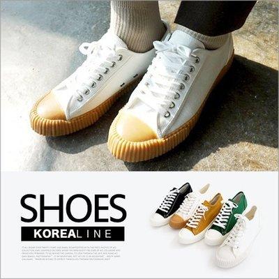 ZINIF 搖滾星球╳韓空線 綁帶休閒帆布餅乾鞋 / 5色 正韓代購  722707