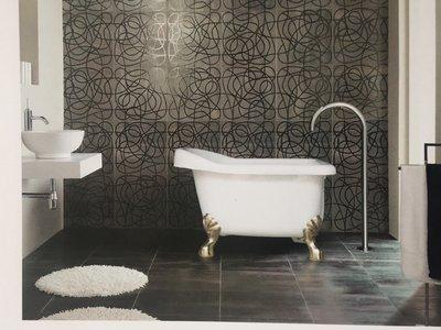 (美宅網~)  浴缸 空缸 獨立浴缸 古典浴缸 H-110A   110*79*67(頭高74)公分