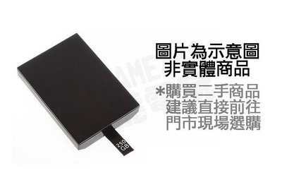 【二手商品】XBOX360 副廠 SLIM 薄機 主機 專用硬碟 250G 硬碟 裸裝【台中恐龍電玩】