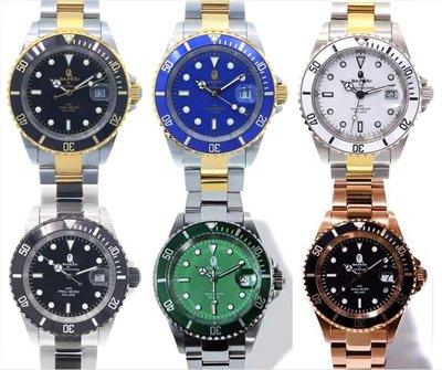 呱啦呱啦代購 日本BAPE潮牌BAPEX猿人頭TYPE 1勞力士水鬼款式緑圈藍圈紫圈紅圈黑錶面鋼帶機械表手錶高品質