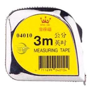 徠福 Life 鋼捲尺(3m電光/13mm/英吋公分) NO.4003 好好逛文具小鋪