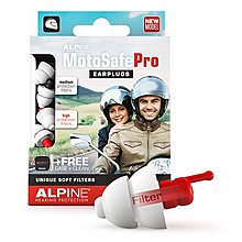 荷蘭 MotoSafe Pro (ARAI, SHOEI, AGV, Nolan..都適用) 你在找風切聲小的安全帽嗎?