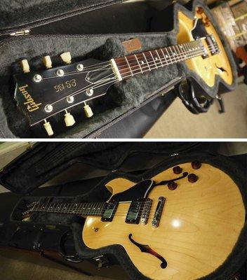 Gibson ES-135 Semi-Hollow Electric Guitar(USA)