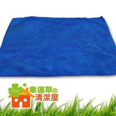 幸運草清潔屋/Bovoas-專業用超細纖維強力吸水布(6片裝)/30*30cm/吸水量可達一般抺布5倍以上