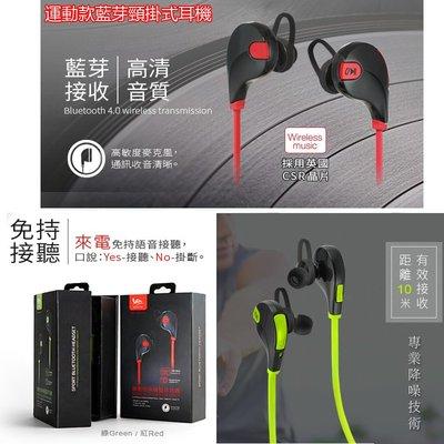 運動藍芽耳機  無線耳機 無線藍芽耳機...