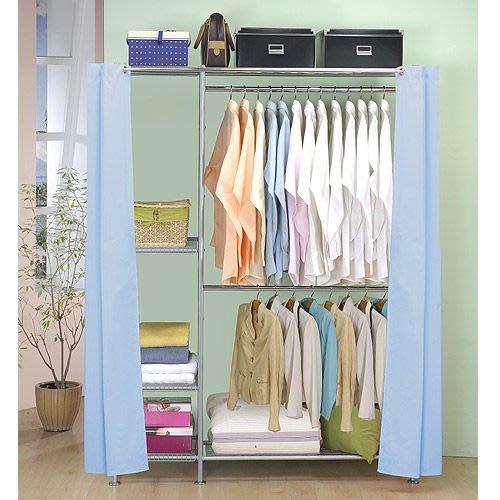 【中華批發網DIY家具】D-66-11-W2型90公分+W4型34公分衣櫥櫃-(前罩)不織布
