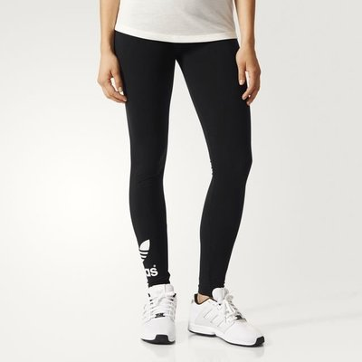 愛迪達adidas新款 Originals 運動休閒緊身長褲 AJ8153范冰冰代言