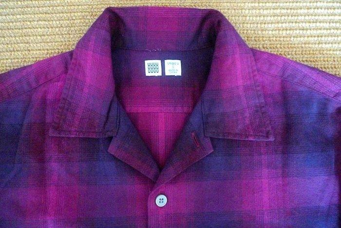 日本原裝 UNIQLO  x  LEMAIRE 經典逸品 : 純棉長袖襯衫 * / * 只要 898 寄送到家 ! !