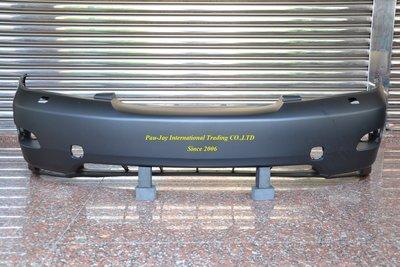 ※寶捷國際※ LEXUS 2007-2009 RX350 前保桿 5211948935 台灣製造