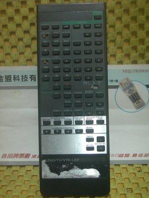 [二手] SONY 新力 3-VCD 組合音響 原廠遙控器 RM-U20