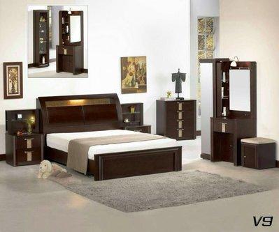 RX-08 床組/化妝台/床頭櫃/斗櫃/不含床墊/大台北地區/系統家具/沙發/床墊/茶几/高低櫃/1元起