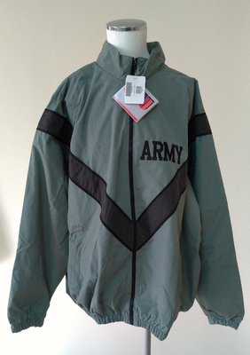 (女生尺寸到貨!)全新 美軍公發 IPFU 訓練運動外套