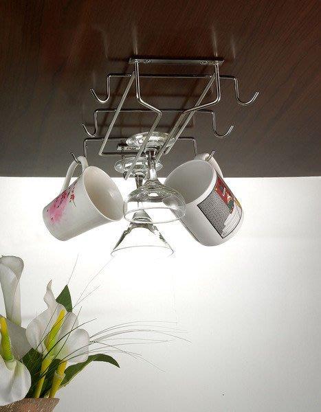 ☆成志金屬廠 ☆ s-18-1e 不鏽鋼高腳杯架 馬克杯架  咖啡杯架