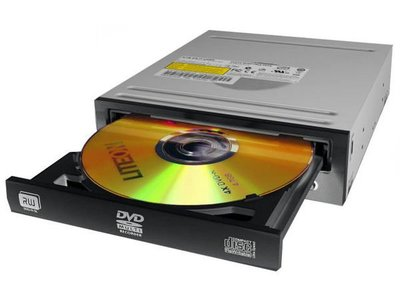 Lite-on iHAS124 24X DVD燒錄器 不易挑片 高速穩定燒錄 內建防燒壞技術(裸)