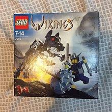 LEGO 7015 vikings
