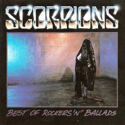 《絕版專賣》Scorpions 天蠍合唱團 / Best of Rockers N' Ballads 精選輯 (歐版)