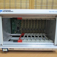 康榮科技二手儀器領導廠商NI PXI-1042 8-Slot, Universal AC PXI Chassis