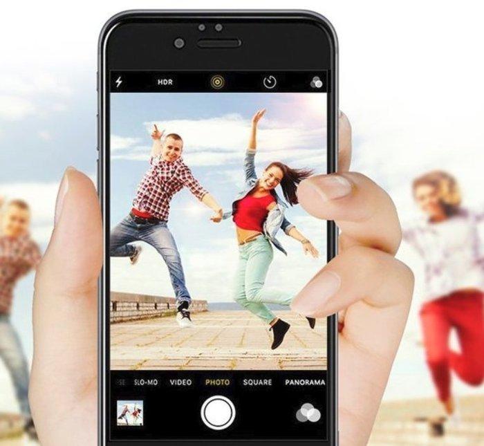iPhone XS XR X 6/7/8Plus 全版玻璃保護貼 9H疏水油防爆玻璃貼 鋼化玻璃貼 最新技術