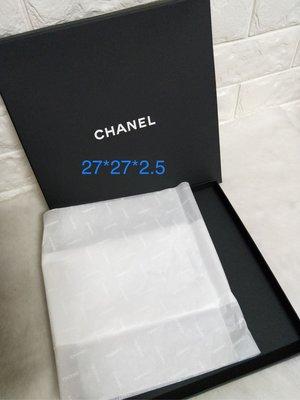 Chanel絲巾盒