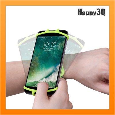 跑步手機手腕固定手機可旋轉手臂包手腕包...