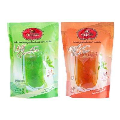 #悠西將# {現貨} 泰國手標 CHATRAMUE 奶茶 綠奶茶 即溶包 即溶奶茶 milk tea 三合一 泰式奶茶