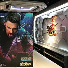 全新未開 Hot Toys Captain America Movie Promo