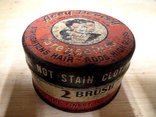 【 金王記拍寶網 】Z263   40年代 老鐵盒 (正老品) 純懷舊素材擺件 罕見稀少 一件