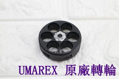 台南 武星級 UMAREX T4E HDR 50 鎮暴槍 左輪 手槍 原廠轉輪 ( 轉盤輪盤彈夾彈匣12.7MM防盜防狼