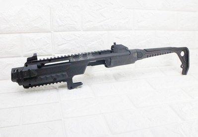 台南 武星級 AW CUSTOM TCC GLOCK 衝鋒槍 套件 (G17 G18 手槍衝鋒套件BB彈BB槍GBB