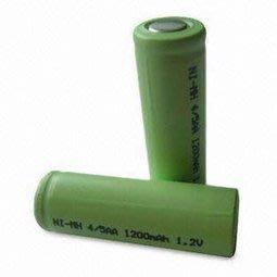 【倍特力電池】1.2v 電動刮鬍刀電池 電剪(理髮器) 電動牙刷 電池  4/5AA Size 1200mah