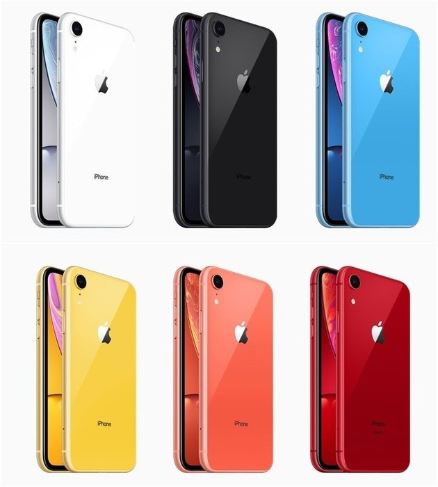 圓點行動通訊.iPhone XR 64G 藍、珊瑚、黑、黃、白、紅 等色 另備.三星.Sony.htc手機.配件全面8折