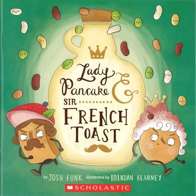 *小貝比的家*LADY PANCAKE AND SIR FRENCH TOAST/平裝/3~6歲/友誼 Friendsh