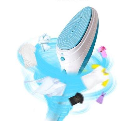 熨斗 心連心EL-6001蒸汽刷熨燙機手持掛燙機家用蒸汽電熨斗迷你電燙鬥 poly girl