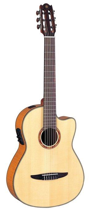 造韻樂器音響- JU-MUSIC - 全新 YAMAHA NCX900FM 古典吉他
