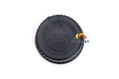 ☆PhotoFan☆ Nikon鏡頭後蓋 D5600 D5500 D3200 D7500 D610 D750 D800
