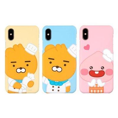 KAKAO FRIENDS 麵包店 硬殼 手機殼│iPhone X XS MAX XR 11 Pro│z9172