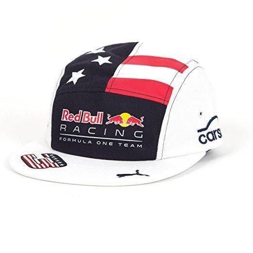 紅牛車手Daniel Ricciardo美國站限定款車手帽-促銷!