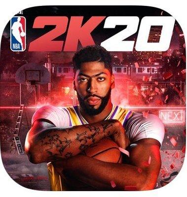 NBA 2K20 2K 20 iOS Apple 台灣官方正版 手機專用 App Store 永久綁定帳號