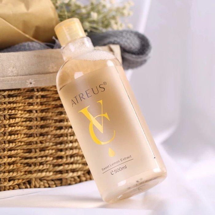 泰國🇹🇭 Atreus vc卸妝水 卸妝液 清爽不油膩溫和清潔無刺激 500ml